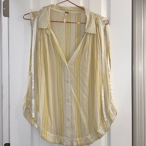 Free People Festival Blouse L